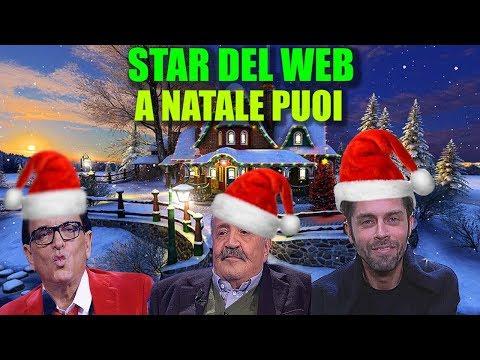 STAR DEL WEB - A NATALE PUOI (HIGHLANDER DJ PARODY)