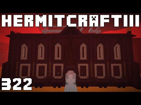 Hermitcraft III 322 Wither Farm...