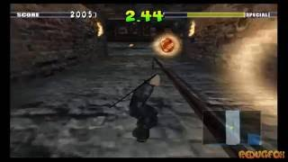 Raiden (MGS) on Dracula