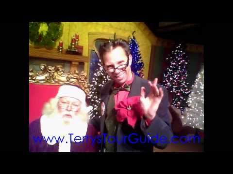 Silver Dollar City Santa - Branson's Tour Guide