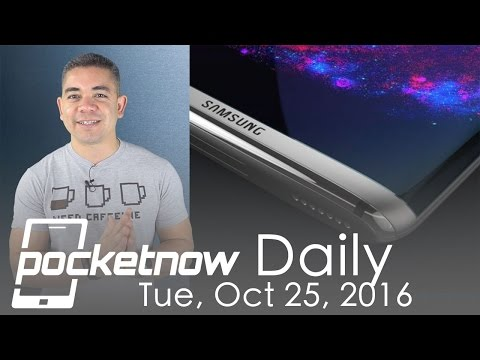 Samsung Galaxy S8 edge specs, Google Pixel water resistance & more - Pocketnow Daily