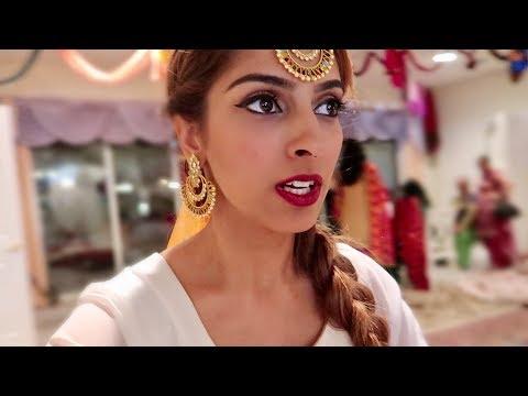I'M NEXT!! BIG INDIAN WEDDING *PART 6 l Simmi Singh
