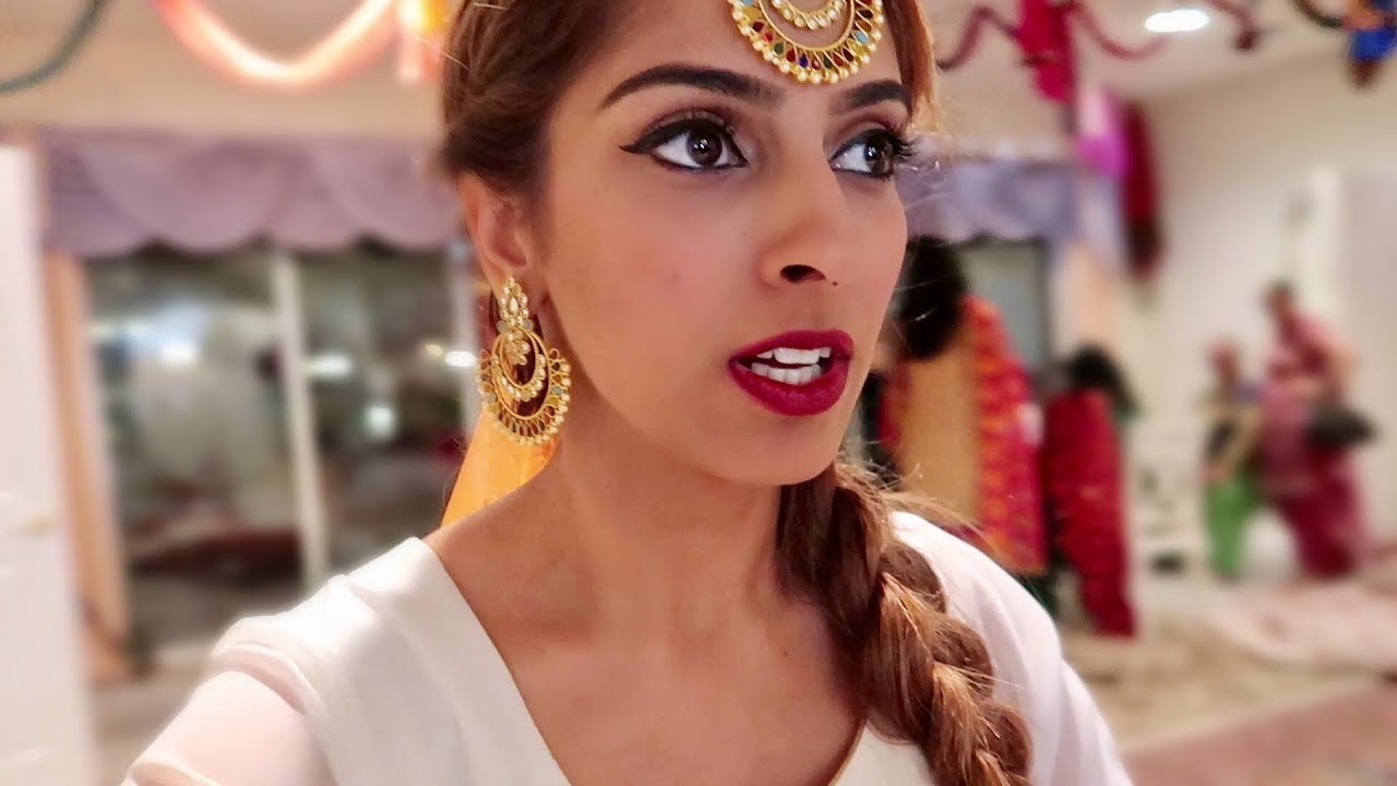 I'M NEXT!! BIG INDIAN WEDDING *PART 6 l Simmi Singh - YouTube
