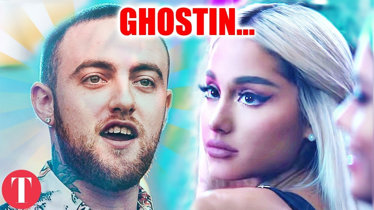 Ariana Grande Thank U, Next Most Heartbreaking Lyrics And All Mac Miller References image