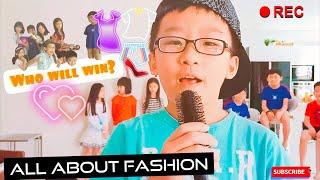 Fashion Challenge | All About Fashion | Kids Fashion Show