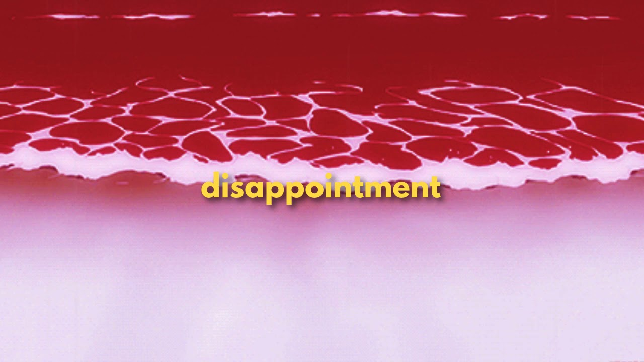 ariose - disappointment