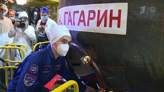 Новый экипаж на МКС доставит корабль, который получил имя первого космонавта планеты \