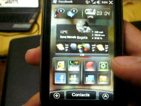 Lg Gm750 Spb Mobile Shell + Sense 1.6
