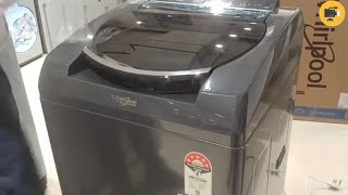Whirlpool 5 Star Fully Automatic Washing Machine Unboxing And Demo