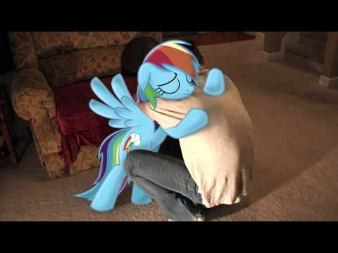 My Little Dashie - Read by Mic The Microphone (with BGM)