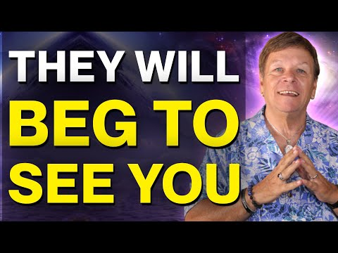 Make Someone Beg To See You & Spend Time To Be With You - Law of Attraction