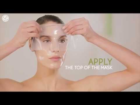 How to apply your Anti aging Mask Skin to Skin Technology