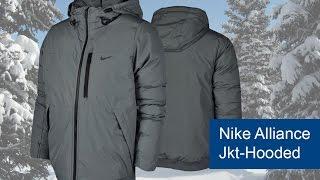Куртка Nike Alliance Jkt-Hooded обзор