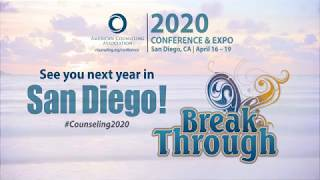 Join us in America's finest City, San Diego - ACA 2020