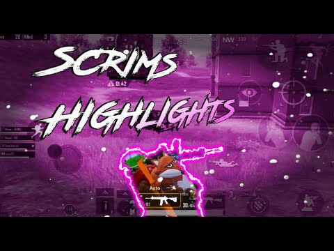 Scrims Highlights • Power Of Realme 3 Pro • IRONIC GAMING