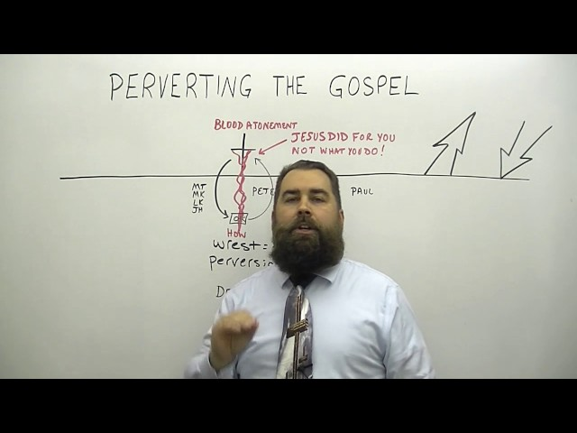 Perverting the Gospel