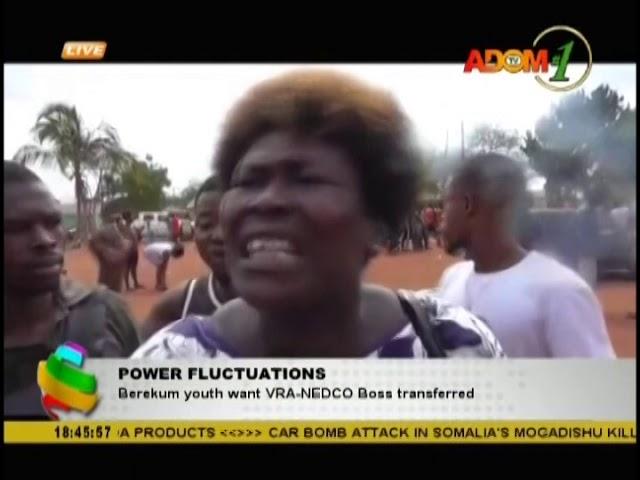 Power Fluctuations - Adom TV News (4-2-19)