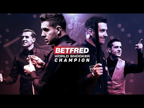 Mark SELBY Becomes Fifth Player To Win Fourth Crucible Title!