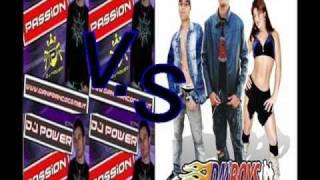 DM'Boys - Agora vou curtir. vs. DJ POWER - passion (Ed.Eder ItaloDance)