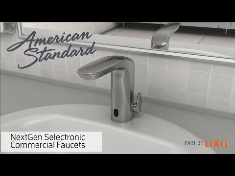 NextGen Selectronic Commercial Faucets - American Standard