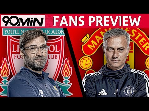 LIVERPOOL VS MAN UNITED PREVIEW! Liverpool to smash Man United to stay top of the Premier League!?
