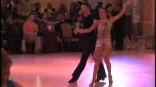 Rumba - Joseph and Ilana Saint Louis Star Ball 2008