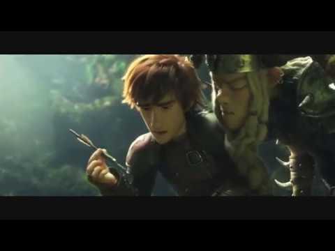Видео: Иккинг и Астрид -- Каждый твой