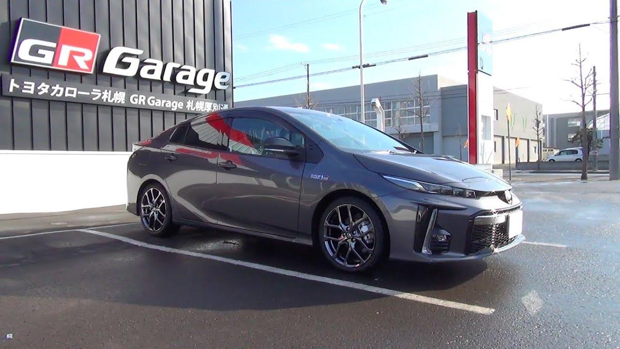 2017/2018 新型 トヨタ プリウスPHV S ナビパッケージ GR SPORT 内外装