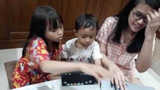 Jouer roblox avec la soeur tya