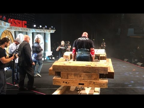 Arnold Classic Recap 05 | The Timber (Frame) Carry