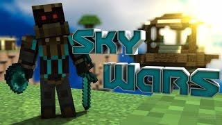Minecraft Hileli Sky Wars Bolum 2 'Bu sefer kazandik'