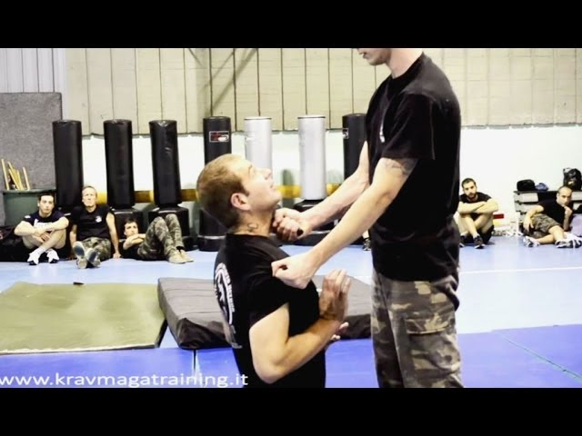 KRAV MAGA TRAINING • 1st - 2nd - 3rd levels Exam