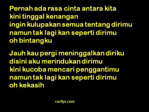 Geby Tinggal Kenangan New Version By Carllys Video Clips Lirik