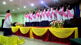 Convent Taiping Perak State Competition 2011