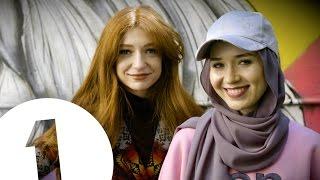 What's it like, being a hijab-wearing Muslim in Trump's America?