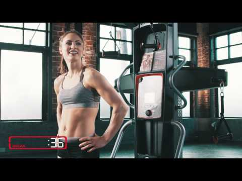 Bowflex HVT Full 18 Minute Workout
