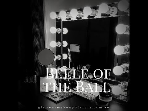 Belle of the Ball by Glamour Makeup Mirror