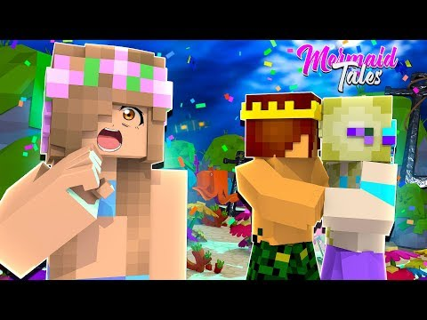 LITTLE KELLY'S FIANCE CHEATS ON HER !! | Minecraft MERMAID TALES (Custom Roleplay)