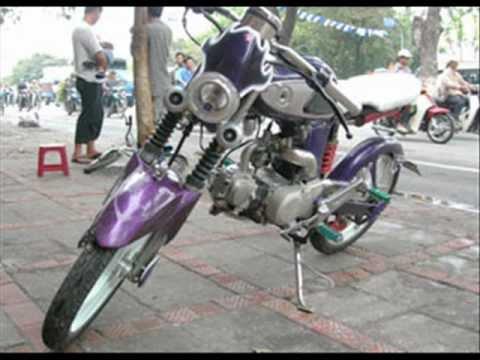 Xe Độ Soc Trang Hot gjrl