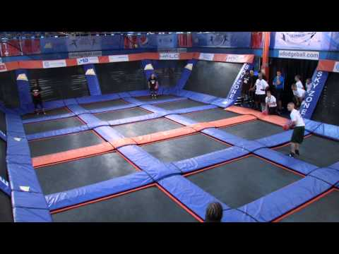 2013 Ultimate Dodgeball Championship Episode 1
