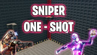 Sniper One Shot Creative Code by Dux - Fortnite Snipers Only Map Fortnite