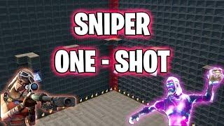 Sniper One Shot Creative Code par Dux - Fortnite Snipers Only Map Fortnite