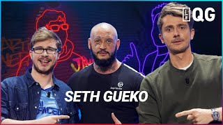 LE QG 7 - LABEEU & GUILLAUME PLEY avec SETH GUEKO
