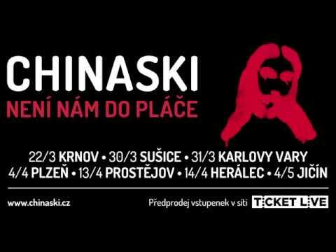 Chinaski - Jarní turné 2018 (teaser)