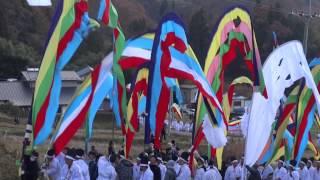 2013 12 1 木幡山&木幡の幡祭り