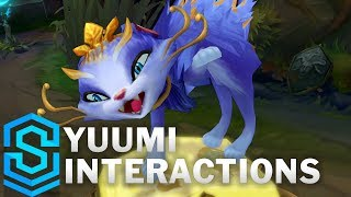 Yuumi Special Interactions