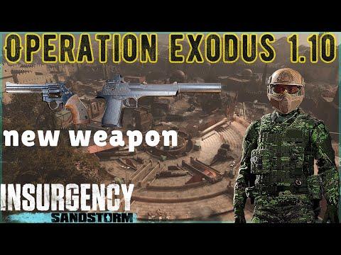 Обзор Обновления 1.10 Operation Exodus // Insurgency Sandstorm |
