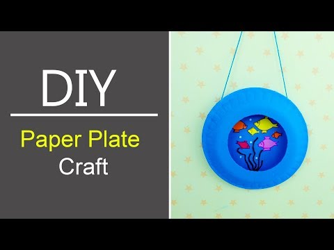 4 Genius DIY Ideas for Paper Plates | Best DIY Video | 1 Minute Crafts