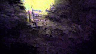 Ingresso Fornitori   Ramo Ma Vada in Grotta Cazzo   prima risalita