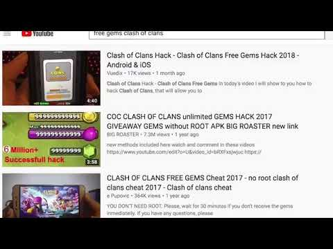 Clash of clan hack 100 %working  2018
